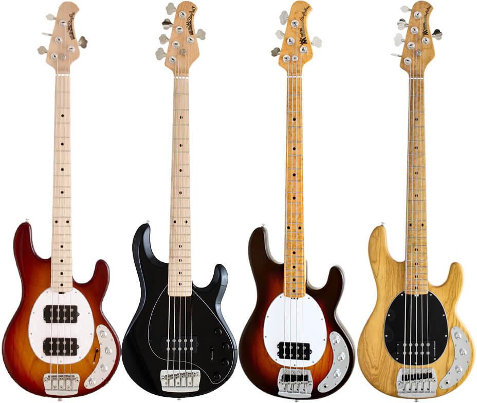 stingray-bass