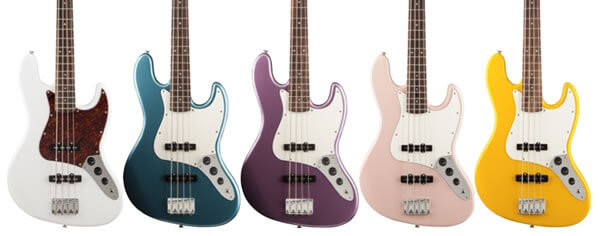 FSR Affinity Jazz Bass