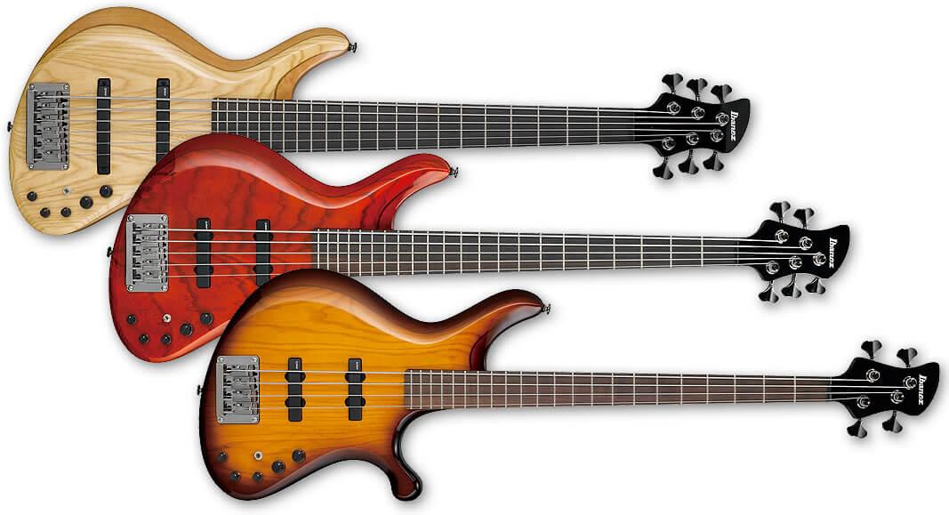 アイバニーズ・Grooveline Bass