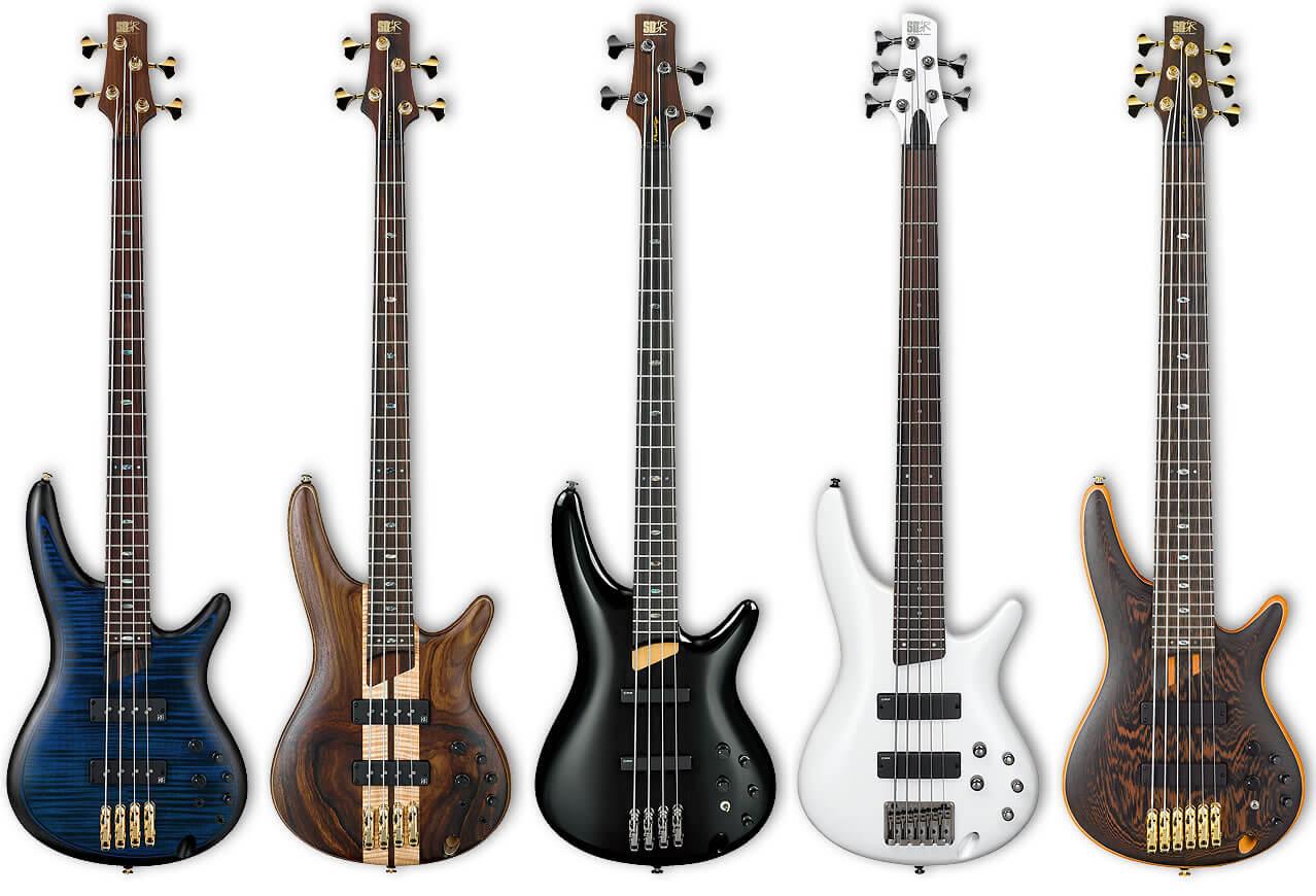 ibanez sr Bass