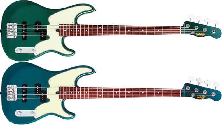 Moon Bass Groovemaster