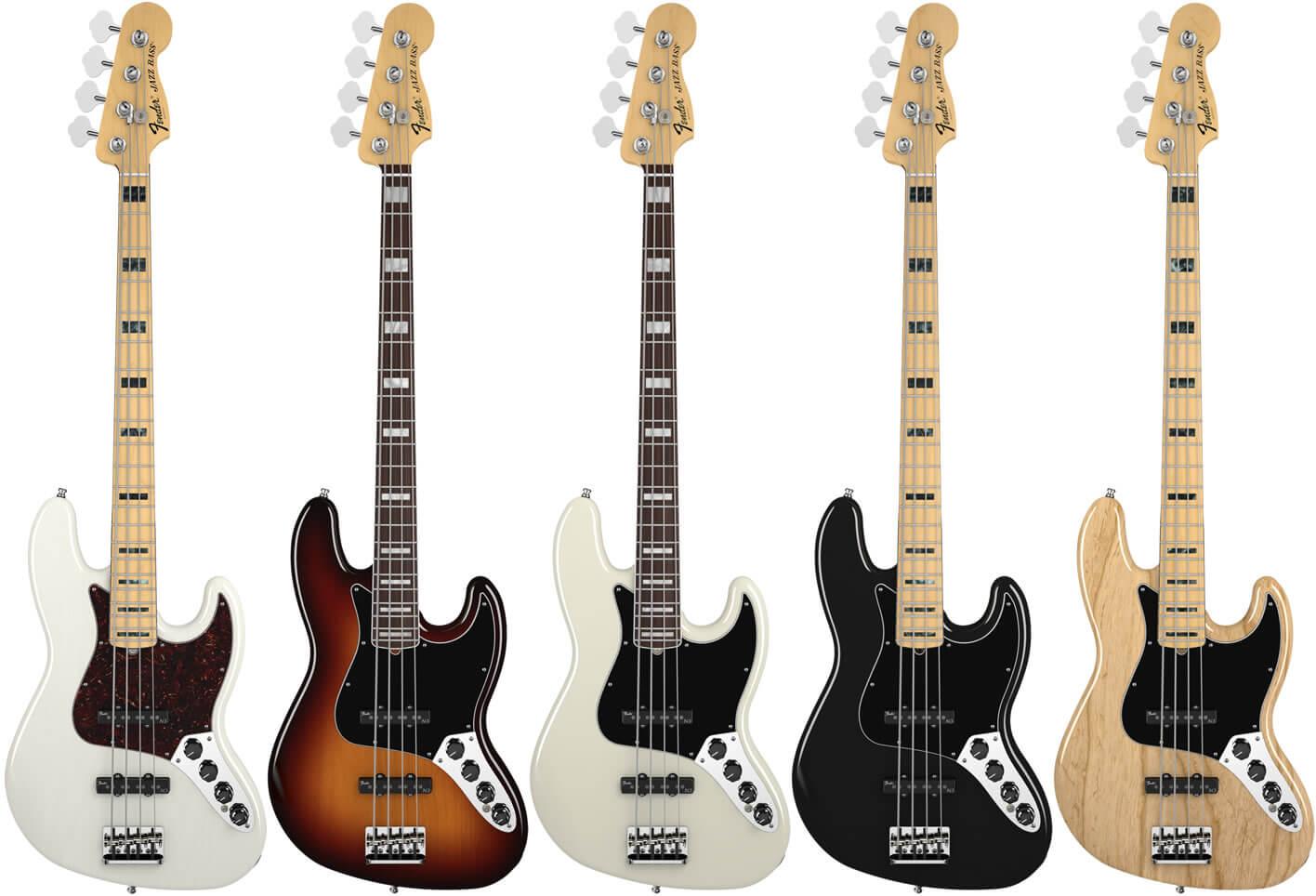 Fender American Deluxe Jazzbass