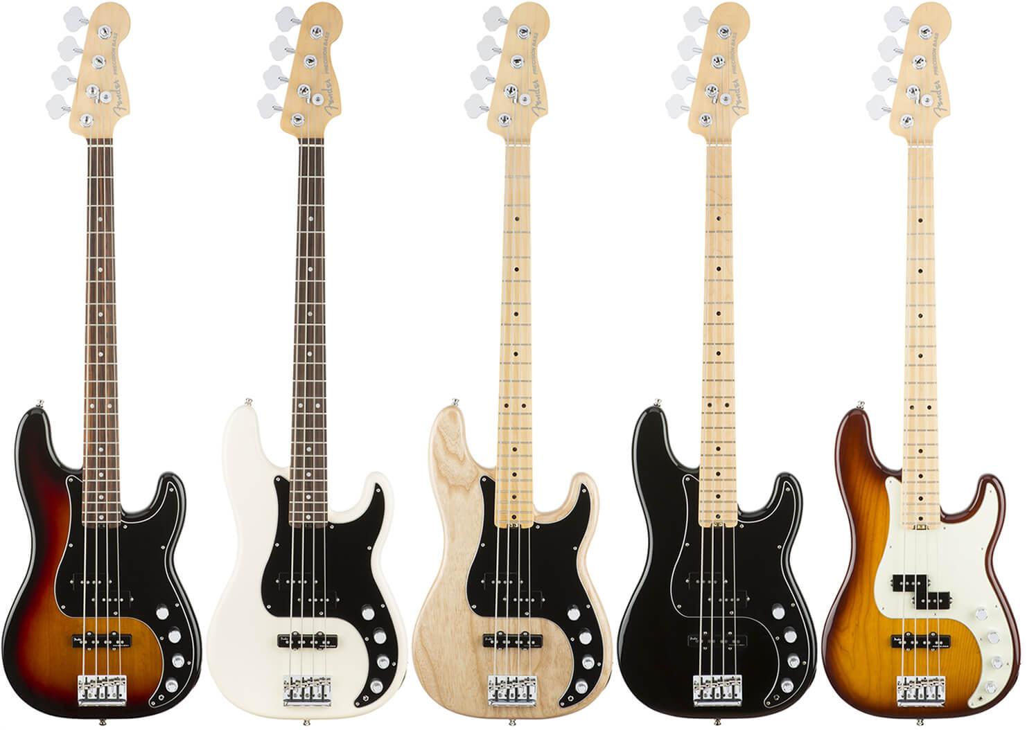 American Elite Precision Bass
