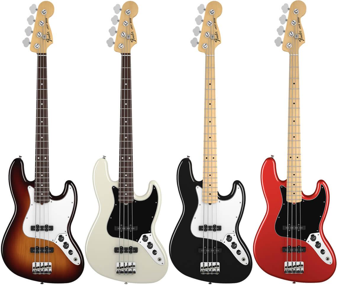 Fender American Special Jazzbass