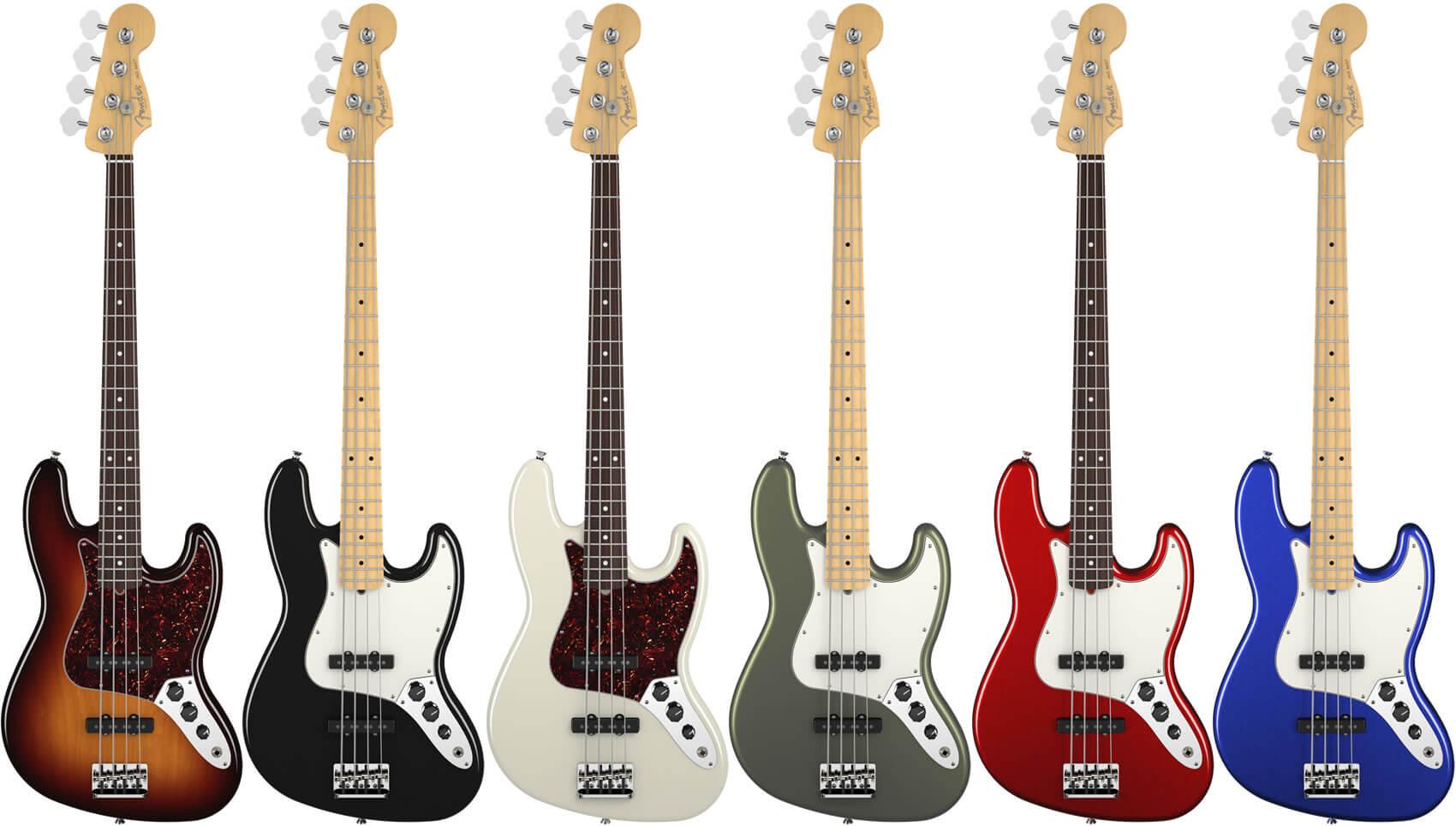 Fender American Standard Jazzbass