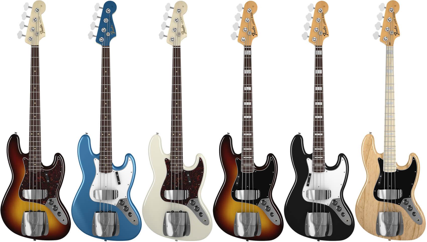 Fender American Vintage Jazzbass