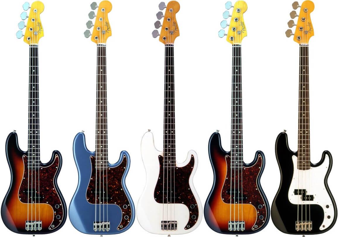 Fender Japan Precision Bass PB62