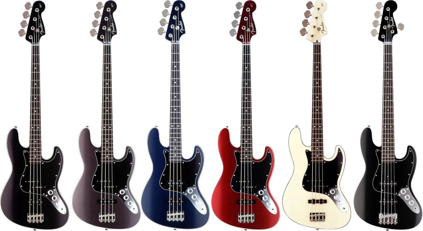 Fender Japann AJB