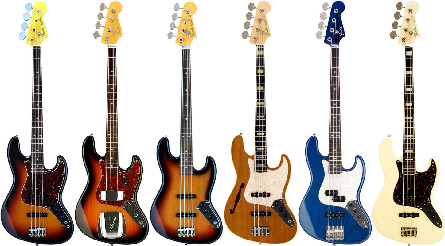 Fender Japann Jazz Bass