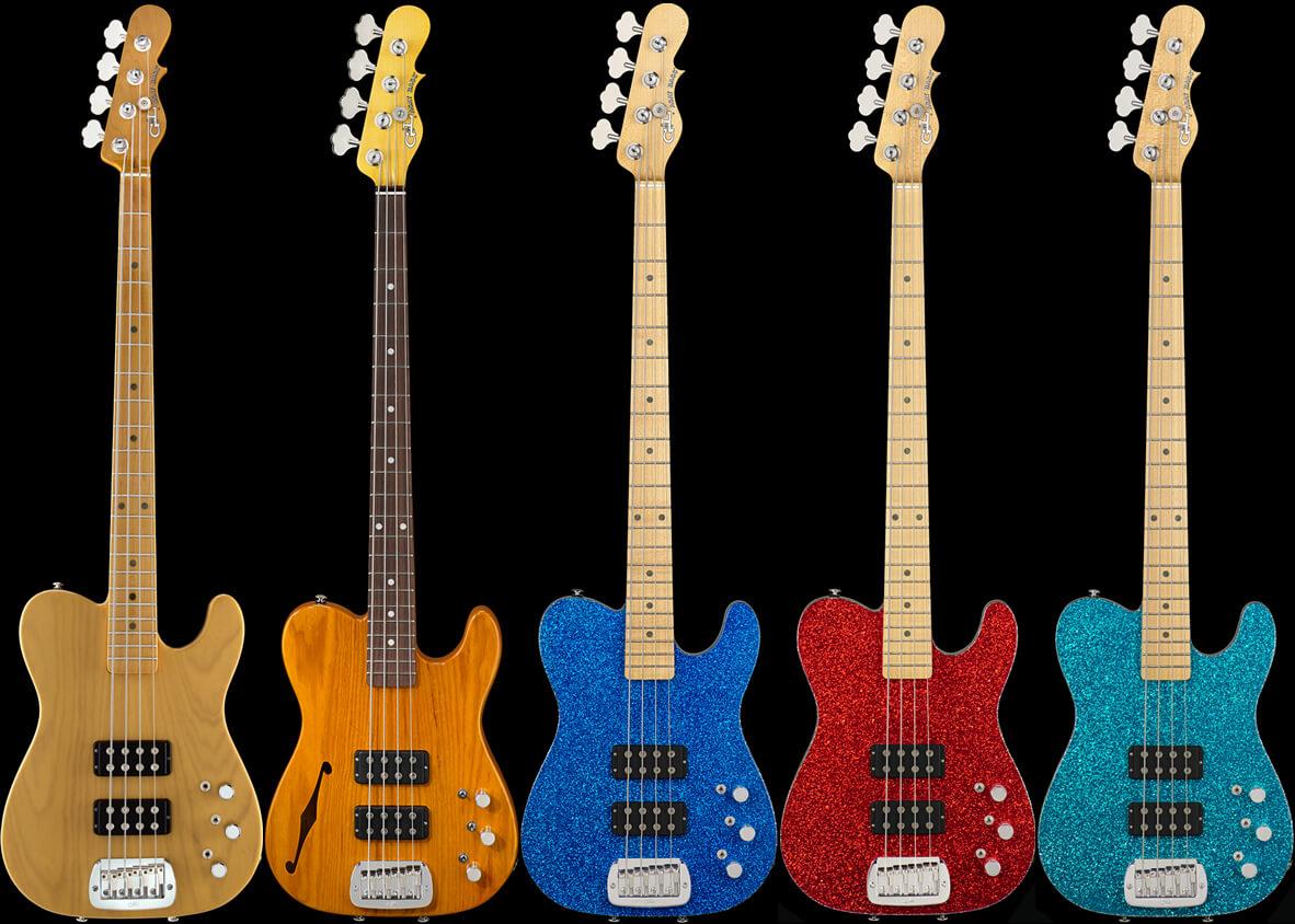 G&L Bass ASAT