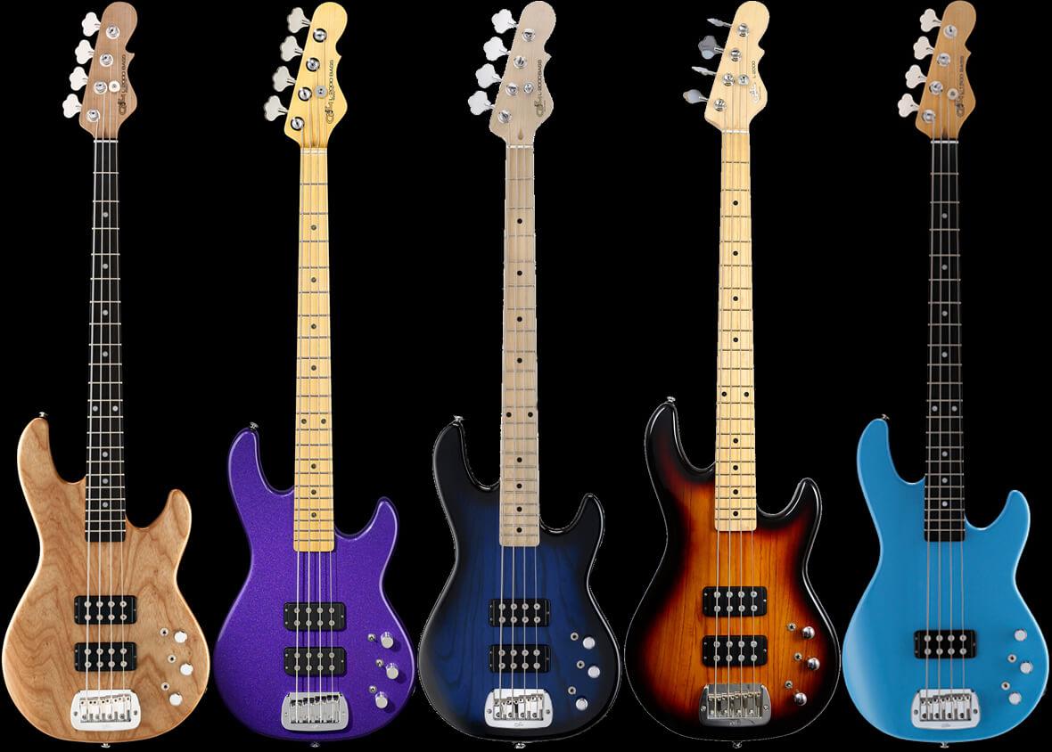 G&L Bass L-2000