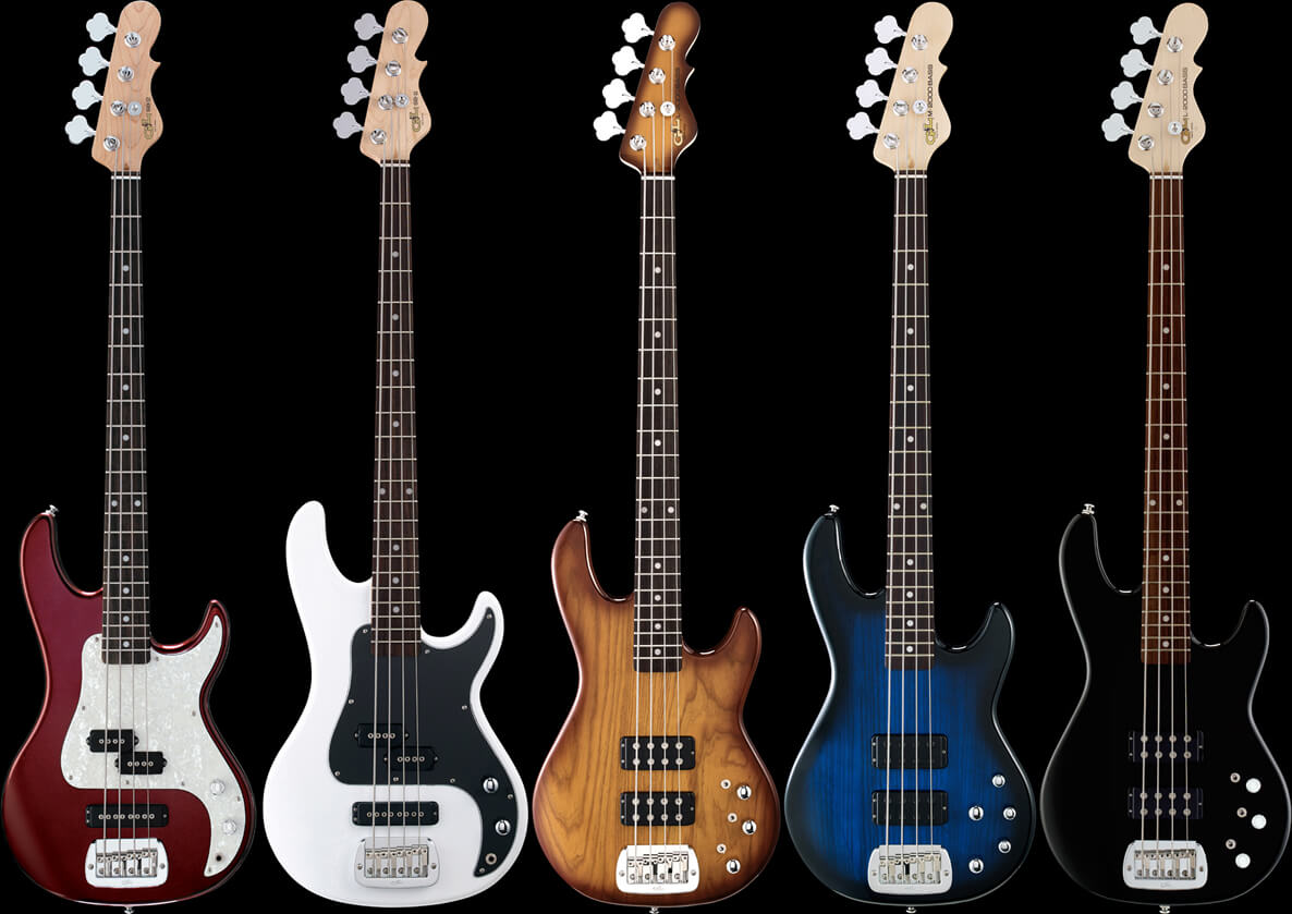 G&L Bass Tribute Series