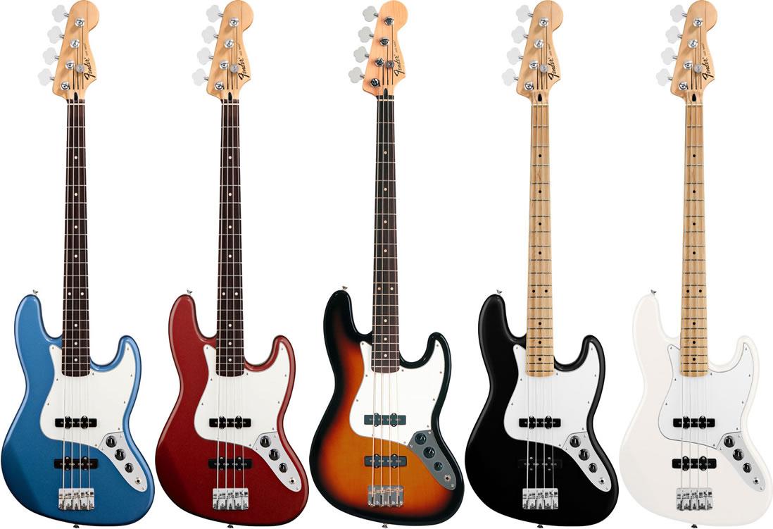 Fender Standard Jazzbass