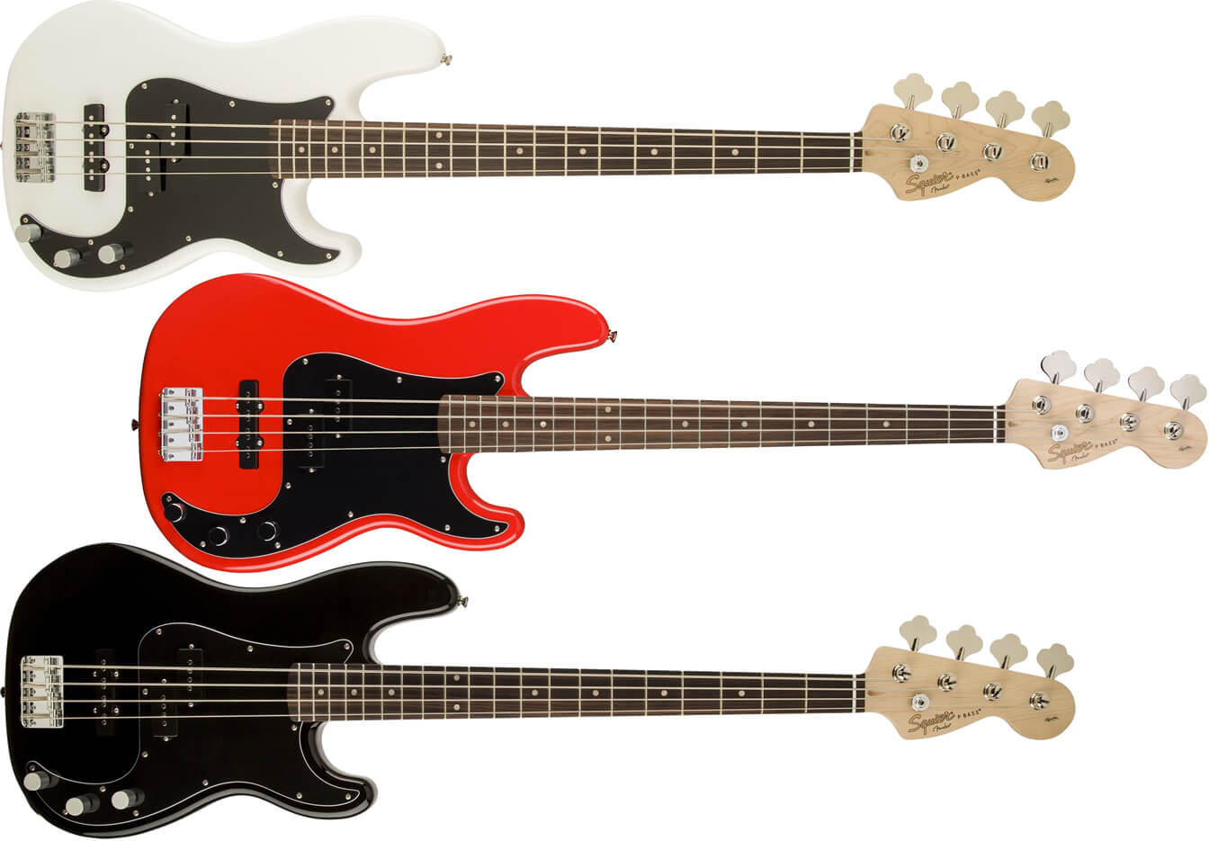 Squier by fender affinity series precision bass PJ