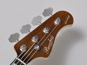 《質実剛健》Bacchus Guitars(バッカス)のベースについて