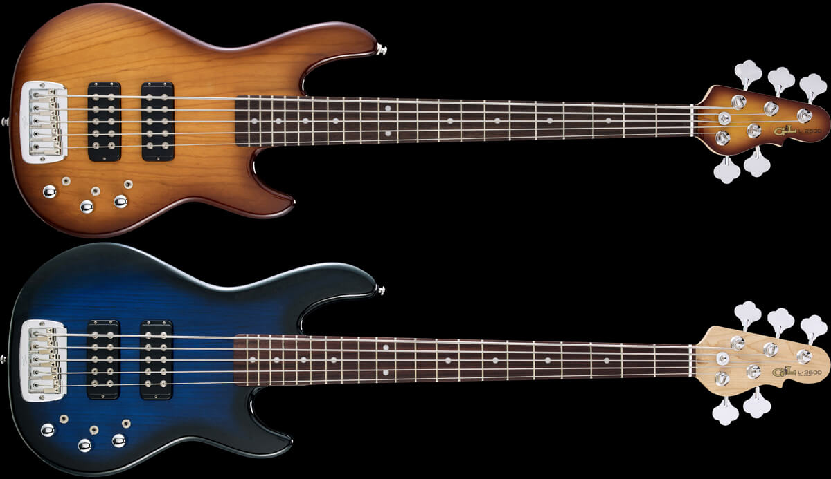 G&L Tribute Series L-2500