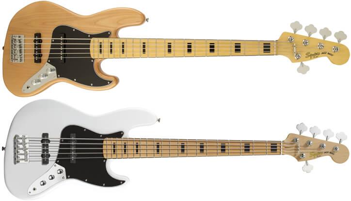 Vintage Modified Jazz Bass V