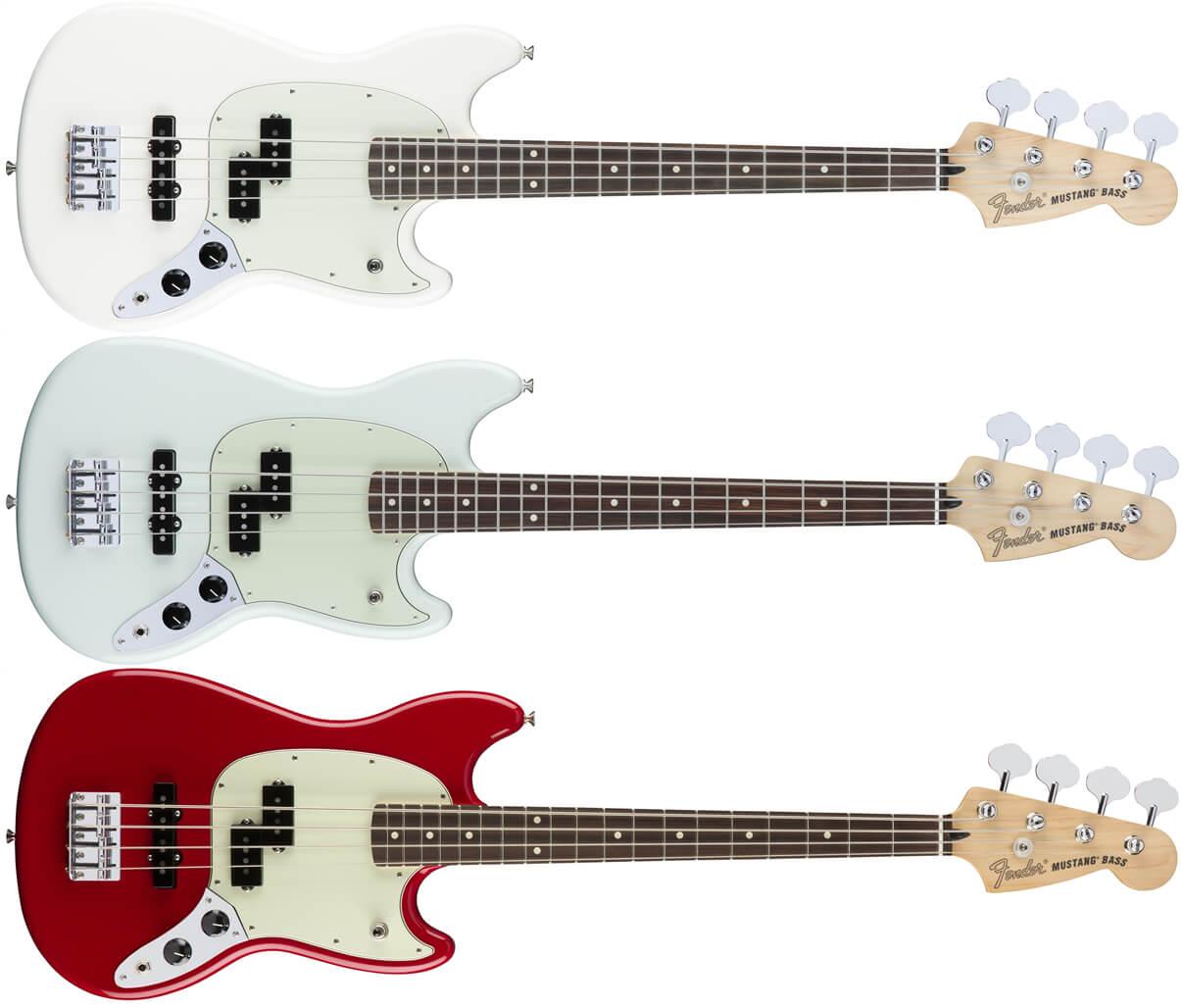 Mustang Bass PJ