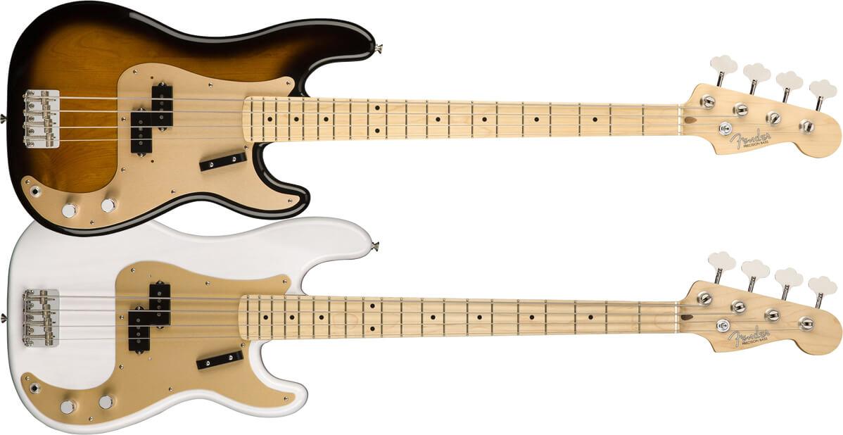 American Original 50S Precision Bass