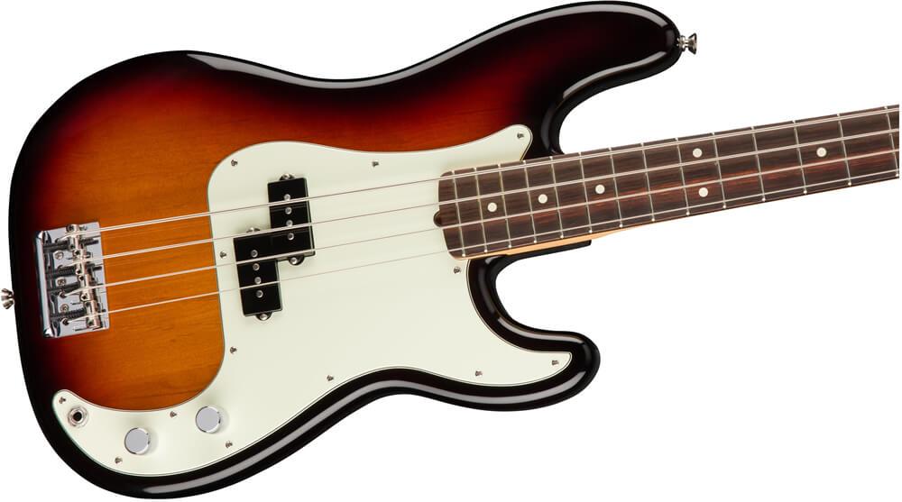 American Professional Precision Bass:ボディ
