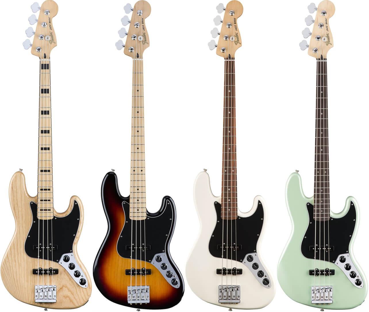 Fender DELUXE ACTIVE JAZZ BASS