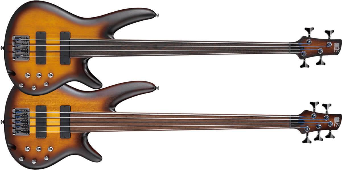Ibanez SRF700/705 Bass Workshop