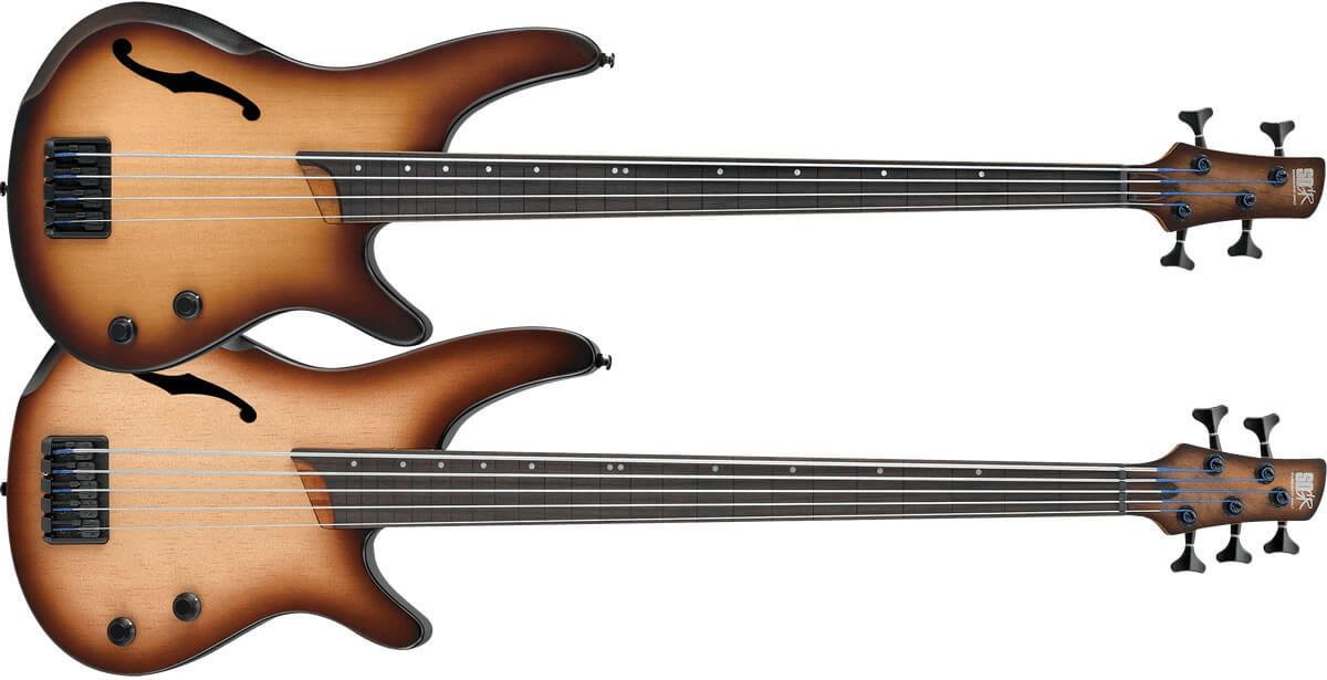 Ibanez SRH500F/505F Bass Workshop