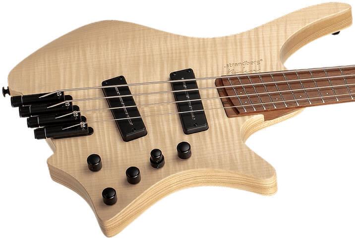 Boden Bass:ボディ