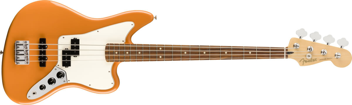 Player Jaguar Bass