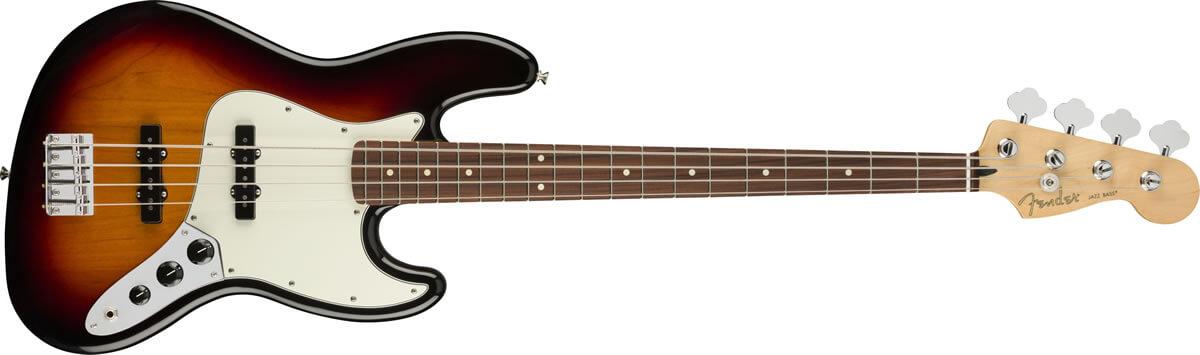 Player Jazz Bass