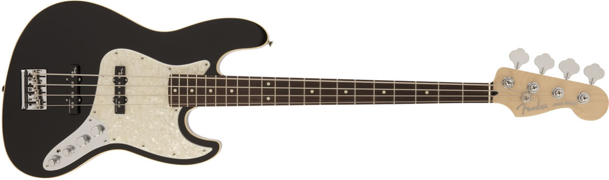 Fender MADE IN JAPAN MODERN JAZZ BASS