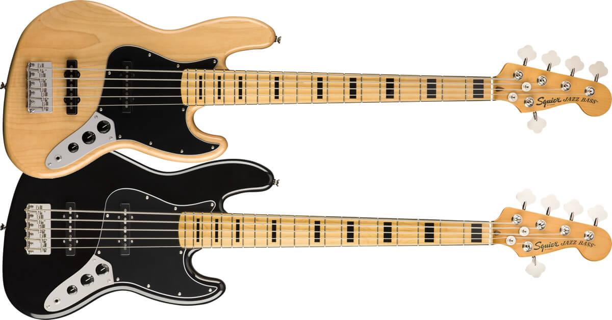 Classic Vibe 70s Jazz Bass V