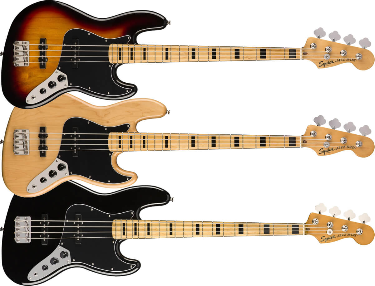 Classic Vibe 70s Jazz Bass