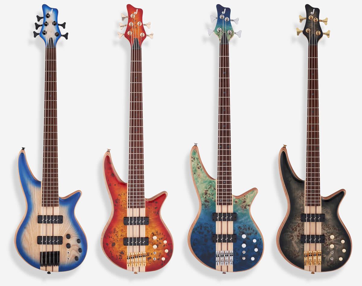Jackson Pro Series Spectra Bass